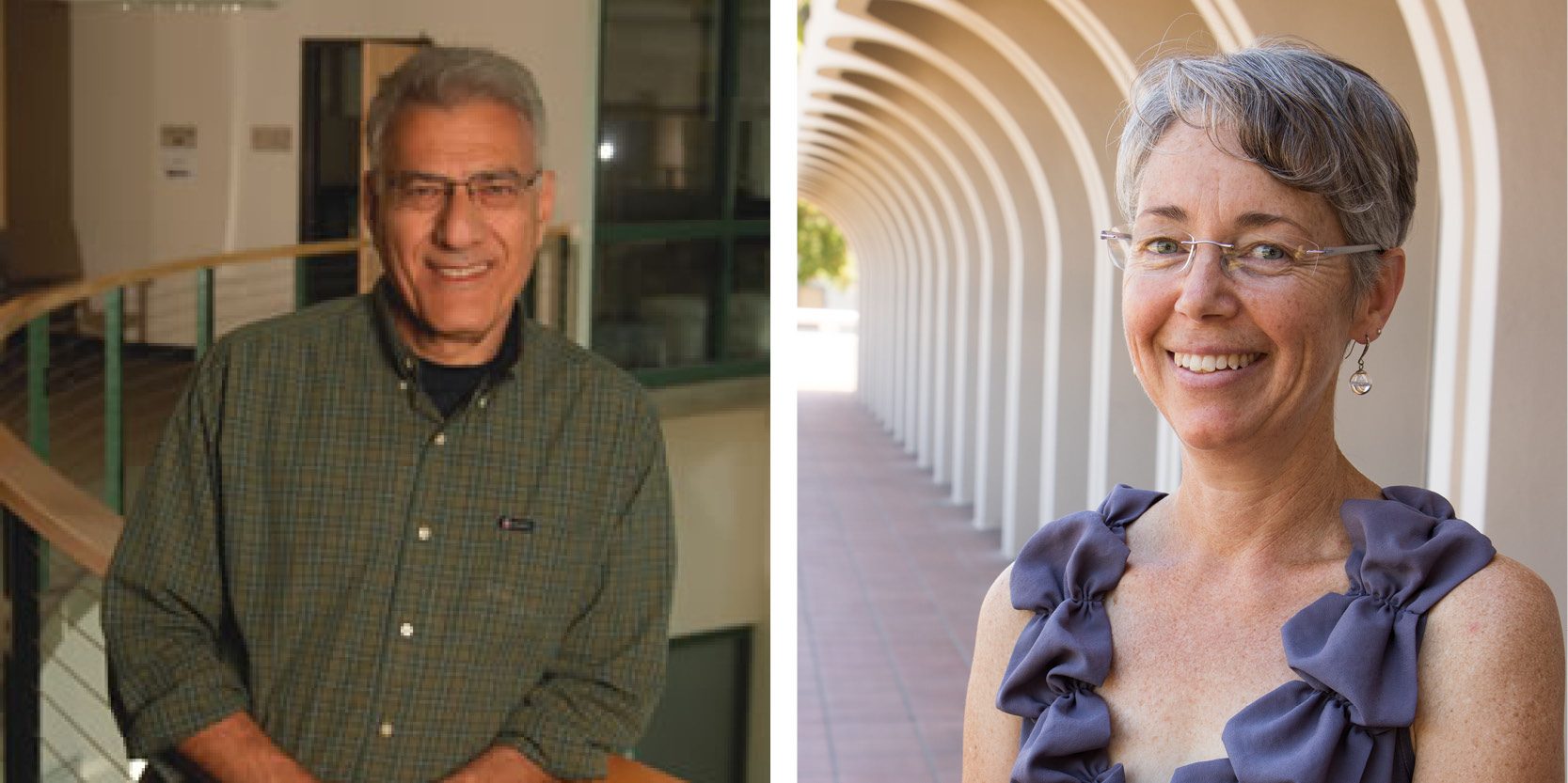 Professors Steve Hanessian and Aimee Edinger found company to combat cancer