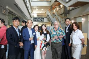 Young Jik Kwon Lab Dedication Ceremony
