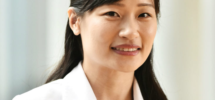 Joyce Lee Joins the Department of Clinical Pharmacy Practice